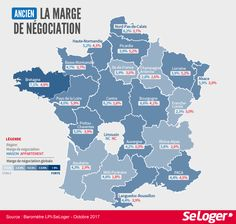 marge negociation immobilier france