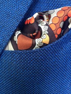 pinterest.com/pinsbychris  Pocket Square  Mens Style, fashion