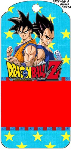 Nice Dragon Ball Z  Free Party Printables for making cones, food flags, cd labels, napkin rings, cupcake wrappers and more . Yo...