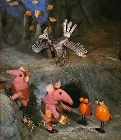 Clangers! The Iron Chicken!!