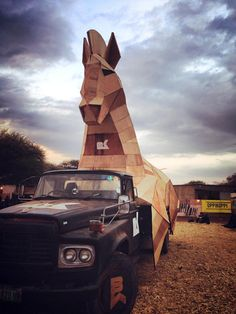 Oppikoppi 2014 <3 Trojan Horse! Trojan Horse, South Africa, Fighter Jets, Aircraft, Horses, Country, Vehicles, Troy, Aviation