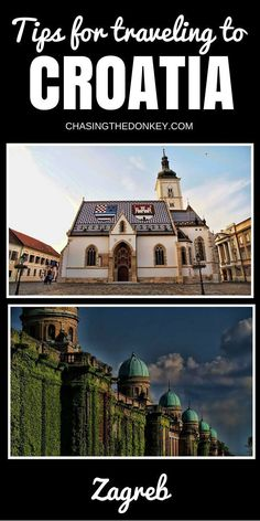 Things to do in Croatia: Head to Zagreb. Despite being the Capital city of the country, Zagreb in Croatia, is often overlooked as a destination in its own right. There is always something happening in Zagreb - here is our Croatia Travel Blog's best sugges