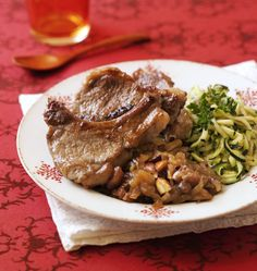 Côtes d'agneau aux raisins secs, miel et amandes – Ramadan - les meilleures recettes de cuisine d'Ôdélices