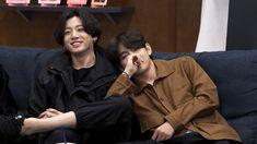 Kim Taehyung Funny, Bts Jungkook, Foto Bts, Bts Photo, Husband Love, Future Husband, Taekook, Bts Header, Best Duos