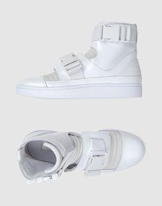 ADIDAS SLVR Men - Footwear - High-top sneaker ADIDAS SLVR on YOOX United States