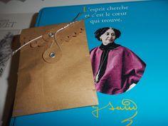 """George Sand """"Citation"""" George Sand"""