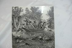 Antike Kachel , Fliese, Mettlach Nr. 37 | eBay Ebay, Antiquities, Tile