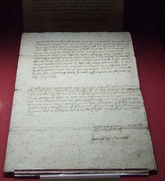 Katherine Parr's love letter to Thomas Seymour History Of England, Uk History, Tudor History, British History, Wives Of Henry Viii, King Henry Viii, Tudor Era, Tudor Style, Catherine Parr
