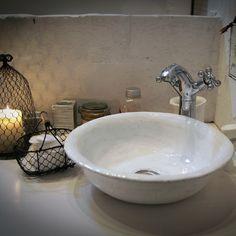 umywalka biała misa