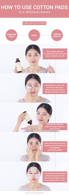 You might be using your toner all wrong. Find out why using cotton pads regularly can improve your skincare in multiple ways for healthy glowing skin! - http://www.wishtrendglam.com/how-to-use-cotton-pads/ #cottonpads #cotton #skin #skincare #toner #tips #howto #lifestyle #beauty