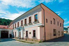 Kremnická mincovňa Mansions, House Styles, Home Decor, Decoration Home, Manor Houses, Room Decor, Villas, Mansion, Home Interior Design