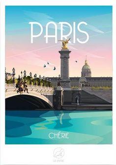 Image encadrée la loutre par cadrea Image Paris, France, Images, Wanderlust, Deco, Wallpaper, Movies, Movie Posters, Travel