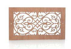 12x6_Beethoven_Cherry Laser Cut Wood, Laser Cutting, Wall Vent Covers, Types Of Wood, Finding Yourself, Ceiling, Painting, Cherry, Home Decor