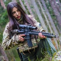Spring please come... Having cold from at least 3 months is not so funny... With real spring will come more stuff here Check out my project facebook.com/DontMessWithPoland Fot. @adventurephotographypl #gun #guns #gunsdaily #weapons #weaponsdaily #rifle #ar15 #pewpew #pewpewlife #gungirl #girlsandguns #girlswhoshoot #girlswithguns #broń #military #militarylife #militaria #stagarms #shooting #shootingday #photosession #polishgirl #brunettegirl #follow4follow #followme #gunporn #slavicgirl