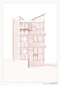 BARTLETT UG 1 the LIVING LABORATORY, Annecy Attlee, Year 3, Bartlett School of Architecture UG1 2014/2015 Tutors: Sabine Storp + Patrick Weber