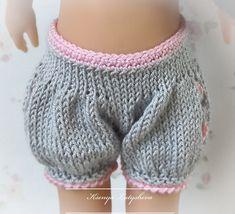 Barbie Dolls Diy, Diy Doll, Knitted Dolls, Felt Dolls, Waldorf Dolls, Knit Fashion, Baby Dress, Doll Clothes, Knit Crochet