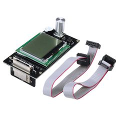 MKS Mini 12864LCD Controller Stand Inserted SD Card For 3D Printer Marlin