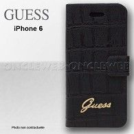 Etui iPhone 6 Guess croco sur http://www.etui-iphone.com