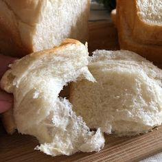 My Mind Patch: Hand-kneaded Japanese Milk Bread 手揉日式牛奶面包 Milk Bread Recipe, Bread Recipes, Cooking Recipes, Japanese Milk Bread, Naan, Bread Baking, Bagel, Cheese, Homemade