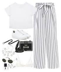 A fashion look from October 2017 by fashionnfacts featuring Anine Bing, Eytys, Prada, Ray-Ban et NARS Cosmetics Kpop Fashion Outfits, Swag Outfits, Cute Casual Outfits, Stylish Outfits, Girl Outfits, Fashion Shoes, Teenage Outfits, Outfits For Teens, Summer Outfits