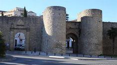 Murallas árabes en Ronda