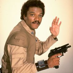 Happy birthday to a very special card player, gambler, and scoundrel...Billy Dee Williams! #StarWars