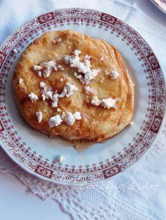 Κατιμέρια / Cooking(&)Art Sweet Recipes, Pancakes, French Toast, Food And Drink, Pizza, Breakfast, Desserts, Foods, Drinks