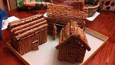 Image result for cross pretzel sticks marshmallow