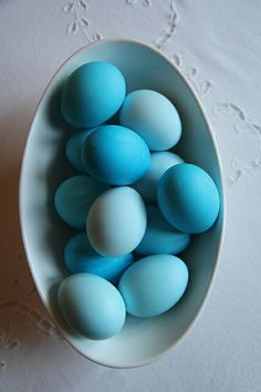 Monochrome Easter Eggs