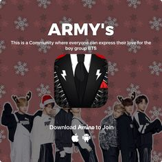 I found this community - ARMY's. It's worth checking out