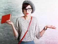 I got: 75% Hipster; 25% Fashionista!You are a free-spirited hipster who doesn't care about the latest fashion trends. High fashion is just way too pretentious for your liking. You'd rather wear plaid than Marie Claire's summer essentials. Despite your distaste for what's trending, you are quite stylish. You wear whatever you want and you rock your wardrobe. You'll pair two contrasting patterns together and strut the streets with confidence. What Is Your Fashionista Level?