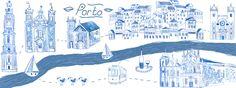 Porto, Portugal by Anna Baidakova