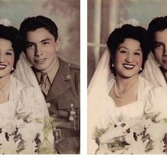 Photo Repair Wizards can fix rips & tears. Iron out wrinkles. Remove Stains. You got it we can make it disappear. Money Back Guarantee.   http://www.fixingphotos.com #giftideas