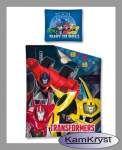 Pościel Transformers 160x200 - 100% bawełna - pościel dostępna na stronach sklepu