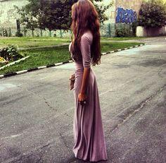Love long dresses