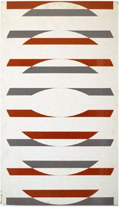 Hermelindo-Fiaminghi : Circulos com Movimento Alternado (1956)