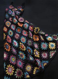 omⒶ KOPPA: Pitkä kukkamandalamekko