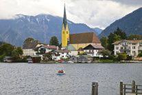 Rottach Egern on Lake Tegernsee