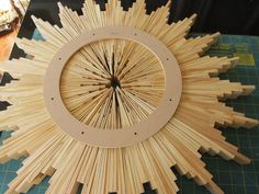 DIY Sunburst