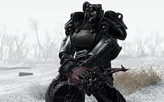fallout 4 minigun - Google Search