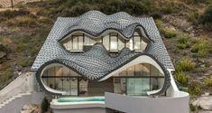 futuristic architectural designs