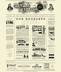 Editable old newspaper template one of a number of nice awesome victorian looking newspaper inspired web design pronofoot35fo Images