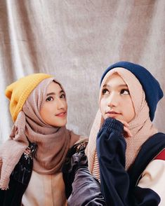 Girl Friendship, Casual Hijab Outfit, Instagram Pose, Hijab Fashion, Muslim, Besties, Poses, Womens Fashion, Cute