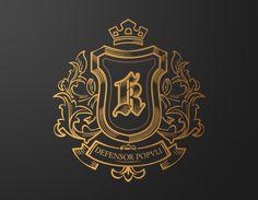 фамильный герб: 15 тыс изображений найдено в Яндекс.Картинках Victorian Style Clothing, Honey Logo, Royal Logo, Branding Design, Logo Desing, Crest Logo, Cake Logo, Black White Art, Monogram Letters