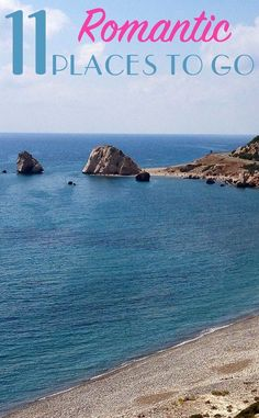 Aphrodite's Rock, or Petra tou Romiou, near Paphos in Cyprus is one of our romantic places to go in the world. The area is said to be the birthplace of Aphrodite, the Greek goddess of love. See more romantic places to go this Valentine's Day from Paris to Rome, Santorini, Tahiti and Sabah: http://livesharetravel.com/21344/11-romantic-places-to-go-world/