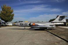Restaurado el F-104G del Museo del Aire-noticia defensa.com