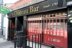 Streets Of Cork   Le Chateau Bar (Established 1793) #Cork #Ireland