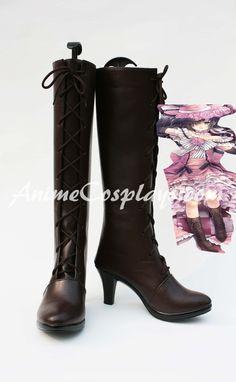 Black Butler Kuroshitsuji Ciel Cosplay Shoes Boots,Black Butler Cosplay Shoes,Anime Cosplay Boots  http://www.animecosplays.com/p-black-butler-kuroshitsuji-ciel-cosplay-shoes-boots-2198