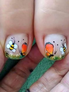 New french manicure toes toenails pedicures ideas French Nails, French Manicure Toes, Pedicure Nail Art, Pedicure Designs, Toe Nail Designs, Cute Nail Art, Beautiful Nail Art, Gorgeous Nails, Love Nails