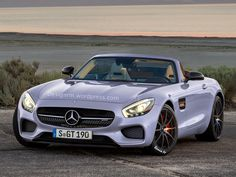 Amg Boss Says Gt Convertible Black Series And One More Model Coming Mercedes Benz Sls Amgmercedes Carnew Sports